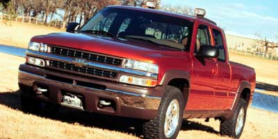 1999 Chevrolet Silverado 1500 LS, 27774A, Photo 1