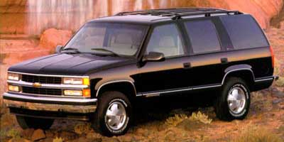 1999 Chevrolet Tahoe , GR1792A, Photo 1
