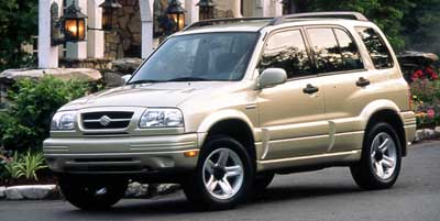 1999 Suzuki Grand Vitara JLX, 181362A, Photo 1