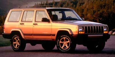 1999 Jeep Cherokee , 27066X, Photo 1