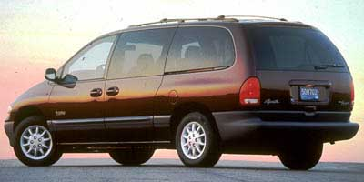1999 Plymouth Voyager Grand SE, 17623A, Photo 1