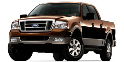 2005 Ford F-150 , M727, Photo 1
