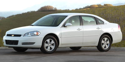 2006 Chevrolet Impala 4dr Sdn LT 3.9L, 26658A, Photo 1