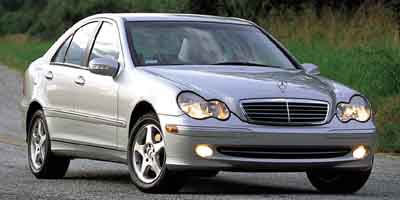 2001 Mercedes-Benz C-Class 4dr Sdn 2.6L, 29584B, Photo 1