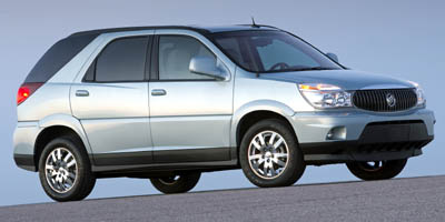 2006 Buick Rendezvous 4dr CX AWD, 191360C, Photo 1