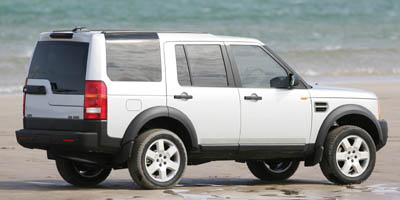 2006 Land Rover LR3 SE, BT5597, Photo 1