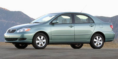 2006 Toyota Corolla LE, 18553C, Photo 1