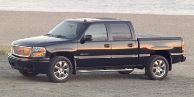 "2006 GMC Sierra Denali Crew Cab 143.5"" WB AWD, 27032A, Photo 1"