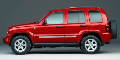 2006 Jeep Liberty Limited, 29607A, Photo 1