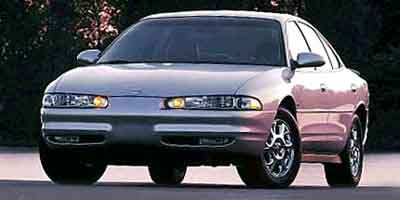 2001 Oldsmobile Intrigue 4-door Sedan GX, 39112, Photo 1