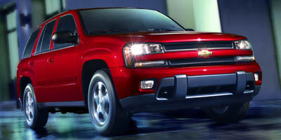 2006 Chevrolet TrailBlazer 4dr 4WD LT, 25435A, Photo 1