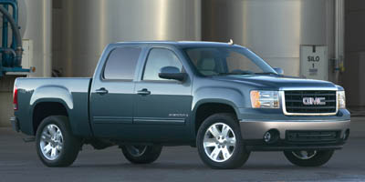 2007 GMC Sierra 1500 , 26060A, Photo 1