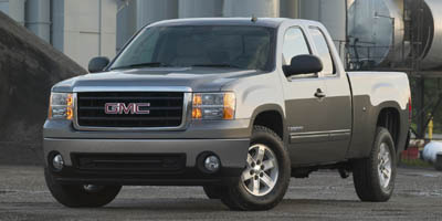 2007 GMC Sierra 1500 SLE2, H19506B, Photo 1