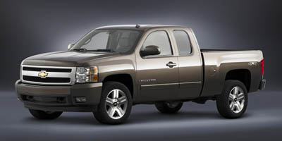 2007 Chevrolet Silverado 1500 LT w/1LT, P2600, Photo 1