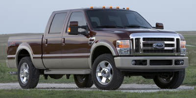 2008 Ford Super Duty F-250 SRW , W417, Photo 1