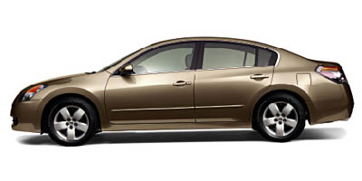 2007 Nissan Altima 2.5 S, 20396A, Photo 1