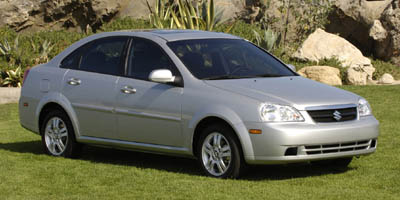 2007 Suzuki Forenza , 29351B, Photo 1