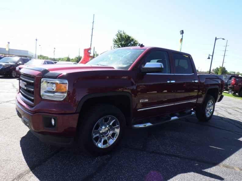 Used Gmc Sierra For Sale >> Gmc Trucks For Sale Used 4x4 R B Used Trucks