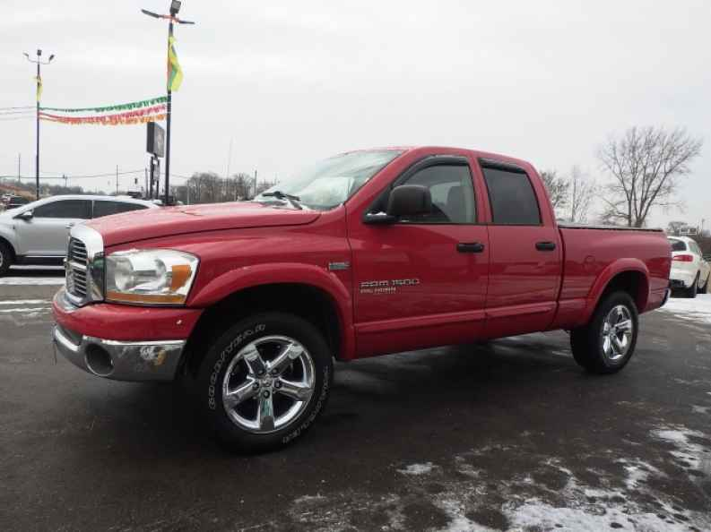 4x4 Trucks For Sale >> Used Dodge Ram 4x4 Trucks For Sale In Indiana R B Used Trucks