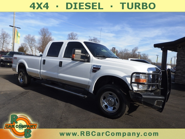 2008 Ford Super Duty F-250 SRW , 30743, Photo 1
