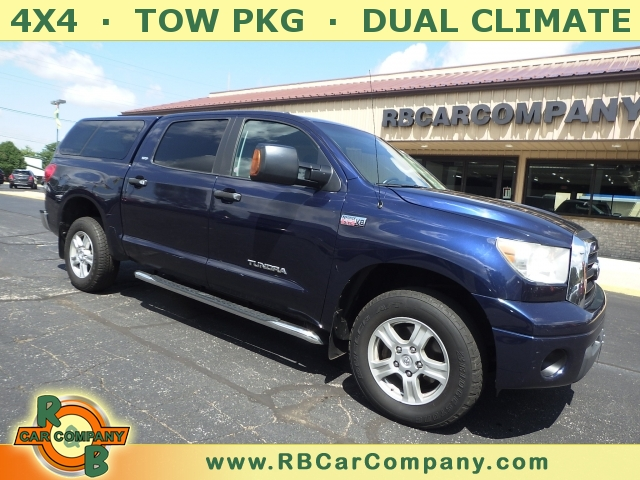 2015 Toyota Tundra CrewMax 5.7L V8 6-Spd AT Platinum (Natl), 29223A, Photo 1