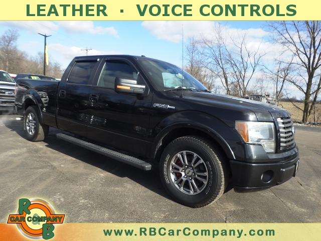 2010 Ford F-150 Lariat 4WD, 29514A, Photo 1