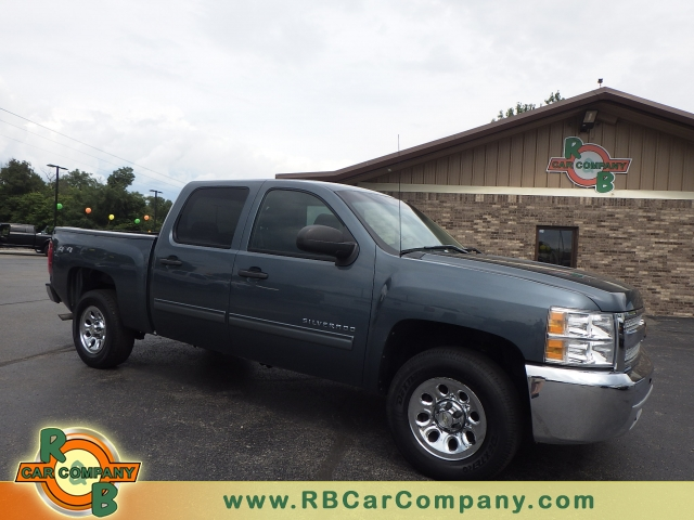 2012 Chevrolet Avalanche 4WD Crew Cab LT, 26133, Photo 1