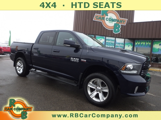 2019 Ram 3500 Big Horn 4x4 Crew Cab 8' Box DRW, 30203, Photo 1