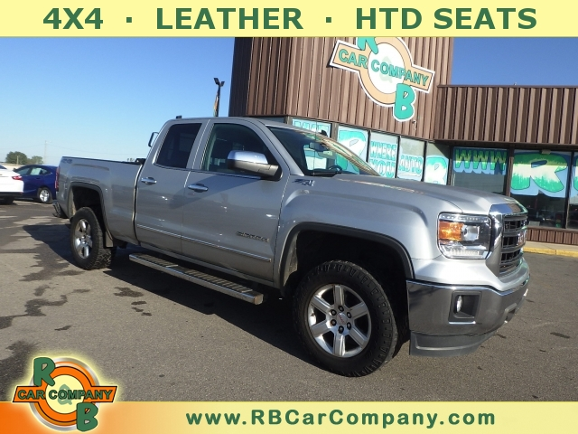 2014 GMC Sierra 1500 SLT 4WD, 29948A, Photo 1