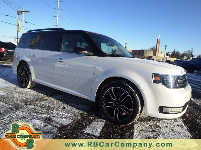 2015 Ford Flex 4dr SEL AWD, 28220, Photo 1