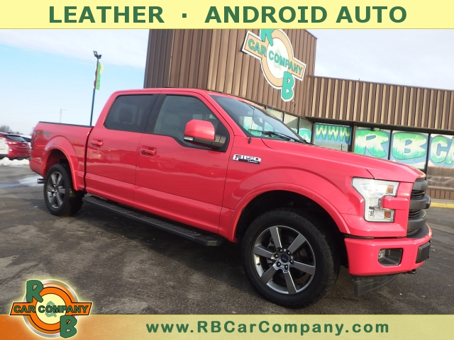2017 Ford F-150 Lariat 4WD, 30517, Photo 1