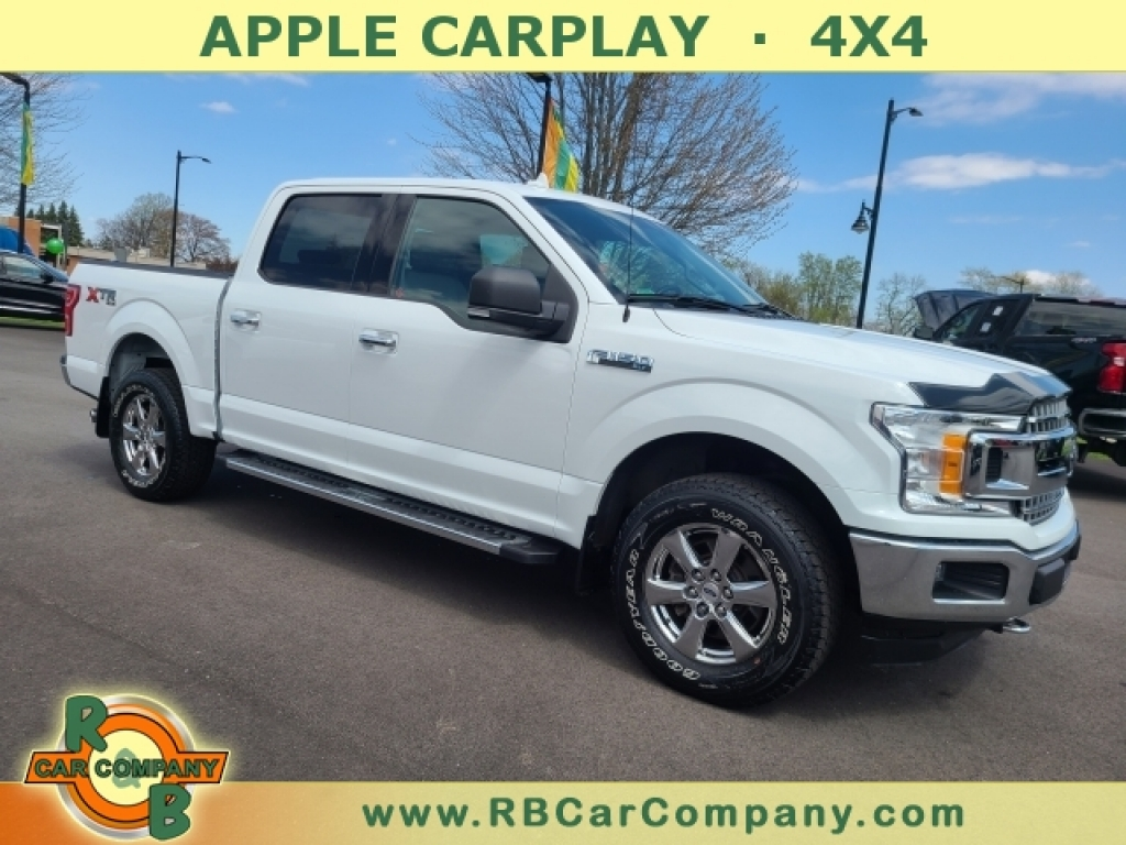 2018 Ford F-150 King Ranch, 31545, Photo 1