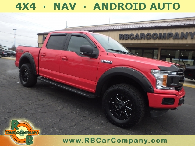 2018 Ford F-150 XLT 4WD, 30039, Photo 1
