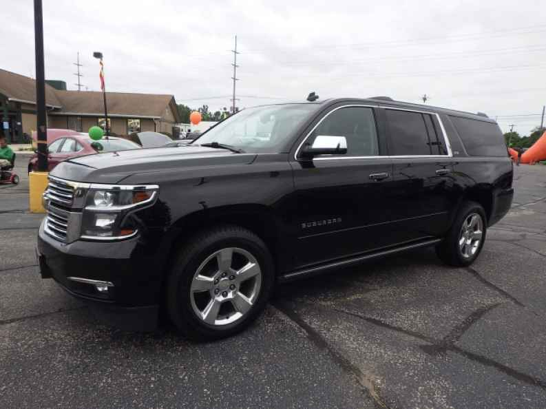 Chevy Suvs In Indiana Rb Car Company