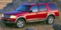 Used, 2002 Ford Explorer XLT, Gold, 29338A-1