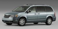 Used, 2008 Chrysler Town & Country Touring, Maroon, P1912-1