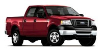 Used, 2008 Ford F-150 XLT, Red, BT3851-1