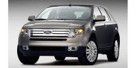 Used, 2009 Ford Edge Limited, Silver, P2001-1