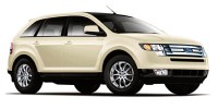 Used, 2008 Ford Edge SE, White, 28410A-1