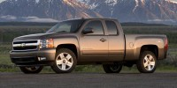 Used, 2008 Chevrolet Silverado 1500 LT w/1LT, Red, W408-1
