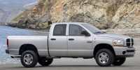 Used, 2008 Dodge Ram 2500 SLT, Red, 28696A-1