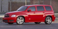Used, 2008 Chevrolet HHR SS, Red, 32562-1