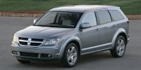 Used, 2009 Dodge Journey SXT, Gray, M923-1