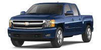 Used, 2008 Chevrolet Silverado 1500, Blue, 27288A-1