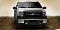 Used, 2009 Ford F-150, Gray, 27427A-1