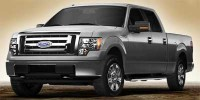 Used, 2009 Ford F-150, White, 19C411B-1