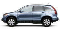 Used, 2009 Honda CR-V, Green, 12083-1