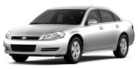 Used, 2009 Chevrolet Impala 3.5L LT, White, 28042A-1