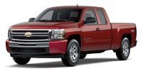 Used, 2009 Chevrolet Silverado 1500 LT, Black, 28260A-1