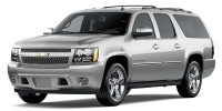 Used, 2009 Chevrolet Suburban LTZ, Black, 31353A-1